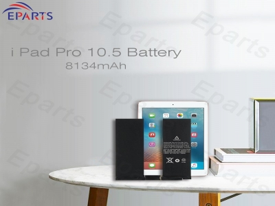 iPad Pro 10.5 battery